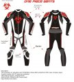 SHOGAI 1 PIECE RACE SUIT < red >