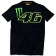"VALENTINO ROSSI MONSTER ""LGE 46"" T SHIRT"