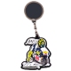"VALENTINO ROSSI ""Bike"" KEY CHAIN / RING"