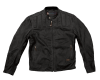 "RSD ROLAND SANDS ""ENZO"" JACKET - BLACK COAL"