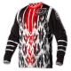 "TROY LEE DESIGN - TLD 15 GP AIR JERSEY ""CHEETAH WHITE*"