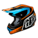 "TLD 2015 AIR ""DELTA"" HELMET ORANGE COMP"