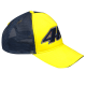 "VALENTINO ROSSI YELLOW 46 ""CAP / HAT"" - TRUCKER"