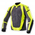 Airjet-3 Summer Mesh Vented Jacket < fluro yellow >