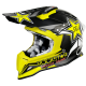 "JUST1 ""ROCKSTAR"" FULL CARBON HELMET"